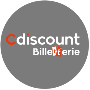 Billetterie cdiscount